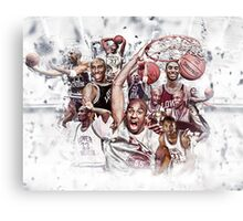 Life of Kobe Canvas Print