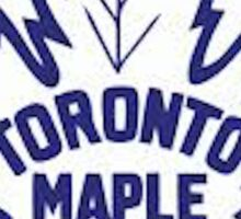 Toronto Maple Leafs Logo  Sticker