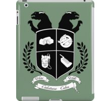Ghostbusters Family Crest (Green) iPad Case/Skin