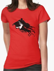 Patronus Charm Womens Fitted T-Shirt