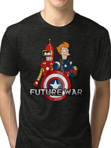Future war Tri-blend T-Shirt