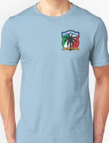 Gulf Coast Fiat Club / small logo T-Shirt