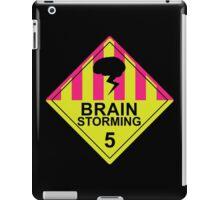 Brain Storming- Pink & Yellow iPad Case/Skin