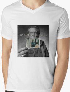 guy clark Mens V-Neck T-Shirt