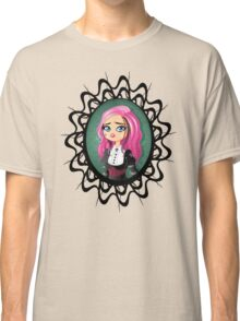 Gothic doll crying Classic T-Shirt