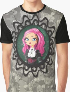 Gothic doll crying Graphic T-Shirt