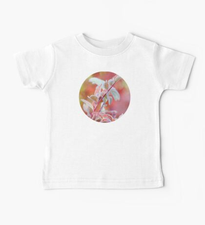 Frozen and Pink Baby Tee