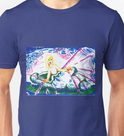 Leaving Your Cocoon Unisex T-Shirt
