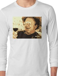 Dr. Steve Brule For Your Wine Long Sleeve T-Shirt