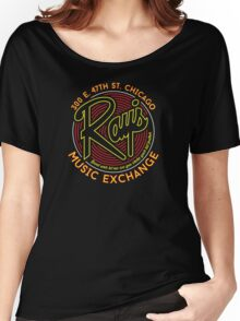 Ray's Music Exchange - Bend Over Shake Variant Women's Relaxed Fit T-Shirt