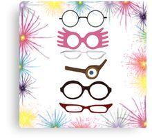 Harry Potter - Wizarding Sight Canvas Print