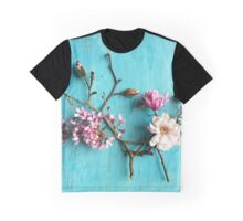 Flowers of Spring Graphic T-Shirt