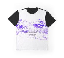 """The Master's Butterfly"" art print products Graphic T-Shirt"