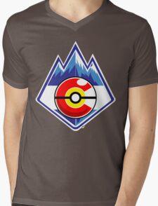 Colorado Pokemon Trainer Mens V-Neck T-Shirt