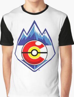 Colorado Pokemon Trainer Graphic T-Shirt