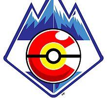 Colorado Pokemon Trainer by optimusjimbo