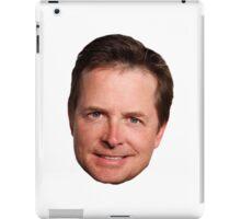 Michael J. Fox iPad Case/Skin