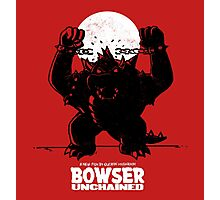 Bowser Unchained Photographic Print