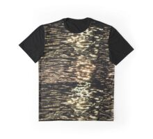 River Reflection Graphic T-Shirt