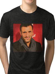 Kazim alsaher كاظم الساهر Tri-blend T-Shirt