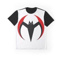 Batman Beyond - Batarang Comedic Graphic T-Shirt