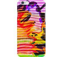 Psycho Sunflower iPhone Case/Skin