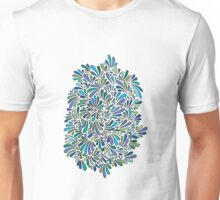 Blossom in Blue Unisex T-Shirt