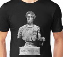 Hipster Roman emperor Commodus Unisex T-Shirt