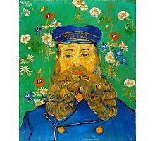 Vincent van Gogh Portrait of Joseph Roulin Photographic Print