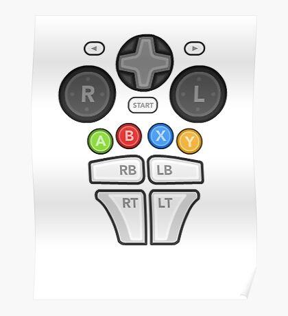 Controller Body ;)  Poster