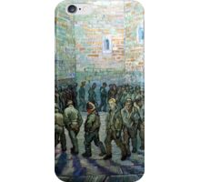 Vincent van Gogh Prisoners Exercising iPhone Case/Skin