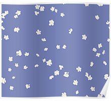 Hydrangea lilac Poster