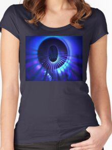 Ocean Rays Women's Fitted Scoop T-Shirt
