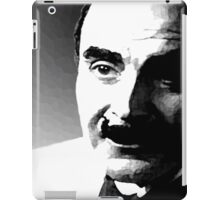 Belgian Detective iPad Case/Skin