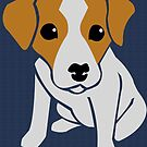 Jack Russell  by EsJayDesigns