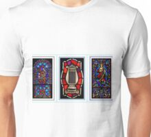Stained Glass Merchandise Unisex T-Shirt