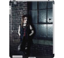 Ripped Jeans and the Punk Rock Scene iPad Case/Skin