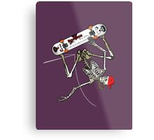 My tees are not made for skaters Metal Print