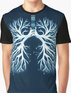 I Breathe Music Graphic T-Shirt