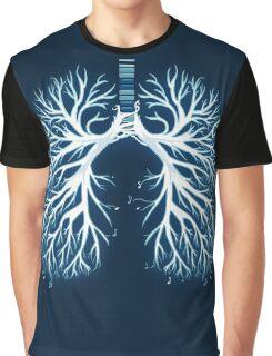 I Breathe Music Graphic T-Shirt