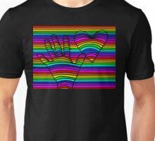 Stop Homophobia. Unisex T-Shirt