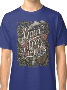 Rain, Tea & Books - Color version Classic T-Shirt