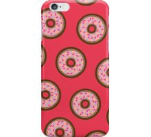 Donut Pattern iPhone Case/Skin