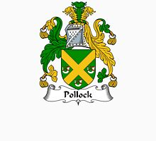 Pollock Coat of Arms / Pollock Family Crest Unisex T-Shirt