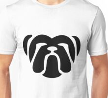bulldog tribal Unisex T-Shirt