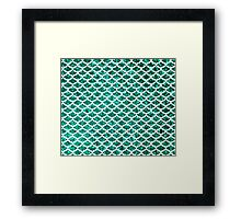 Tail Framed Print