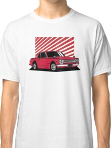 Nissan Skyline 2000 GT-R Coupe (red) Classic T-Shirt