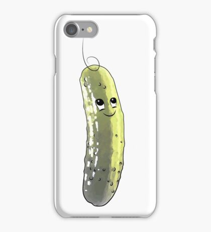 Sweet Pickle sans spectacles iPhone Case/Skin