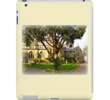 Church in Sidmouth iPad Case/Skin