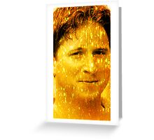 The Golden Kappa Greeting Card